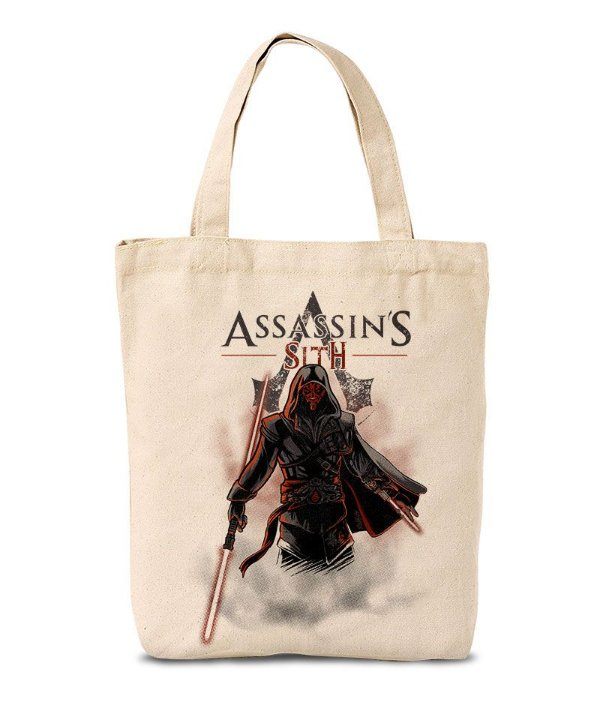 Ecobag Assassin's Sith