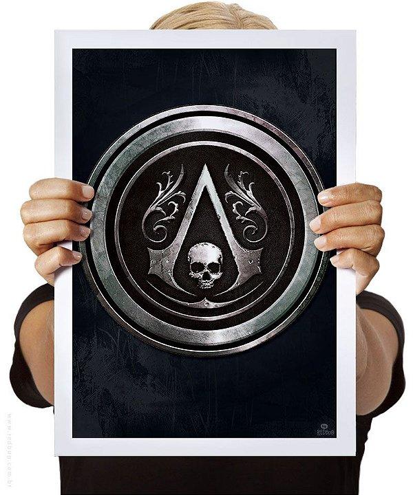 Poster Black Flag