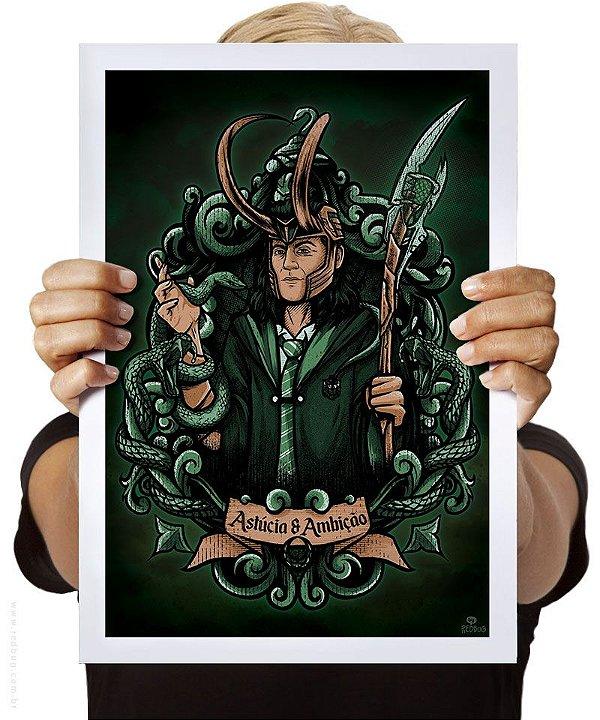 Poster Bruxo Exemplar