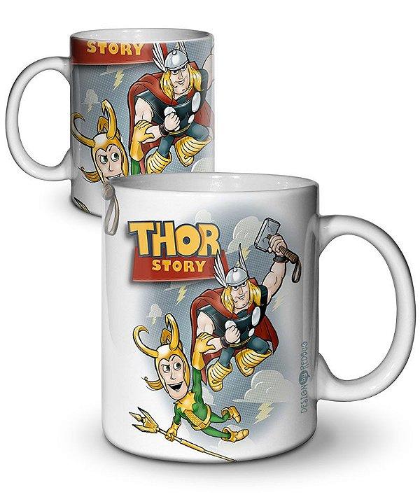 Caneca Thor Story