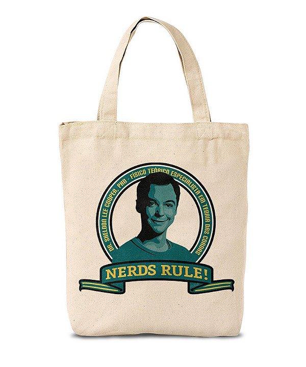 Ecobag Nerds Rule