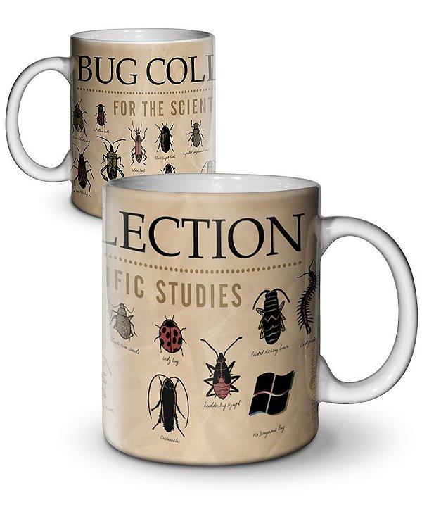 Caneca Bug Collection