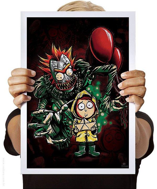 Poster Portal Horror