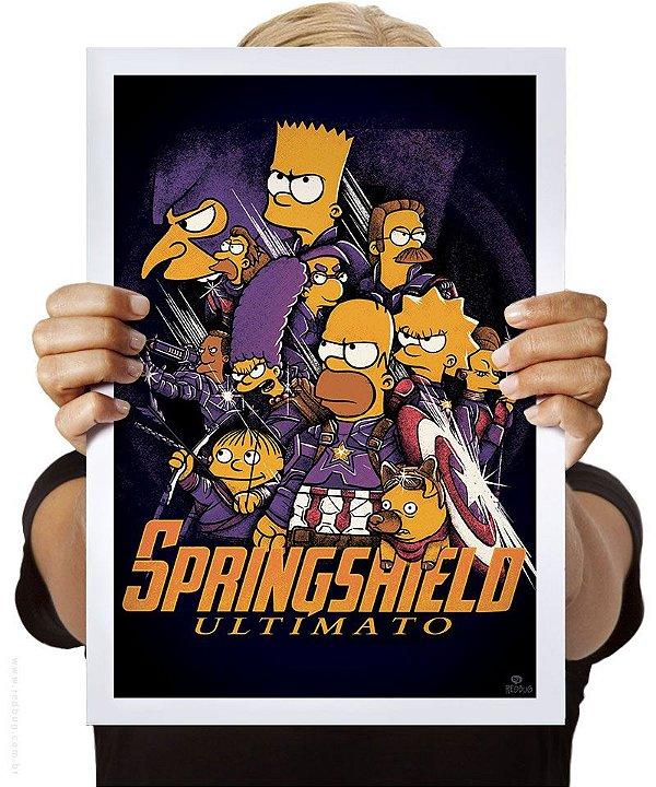 Poster Springshield