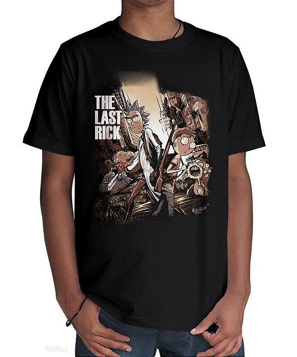 Camiseta The Last Rick