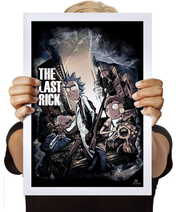 Poster The Last Rick