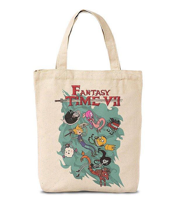 Ecobag Fantasy Time VII