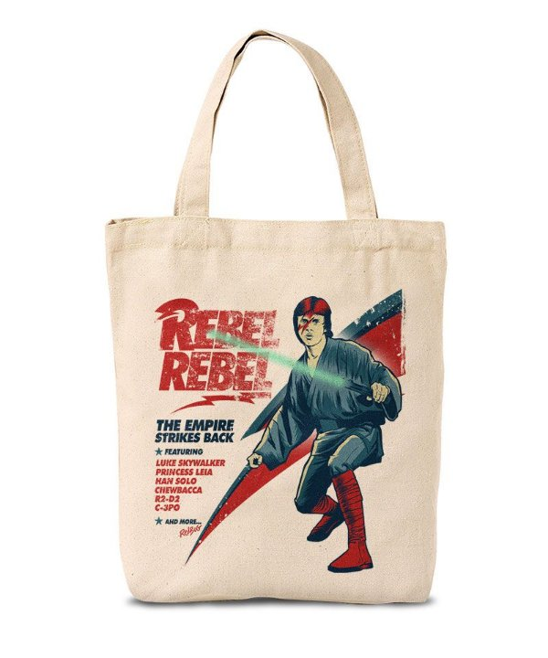 Ecobag Rebel Rebel