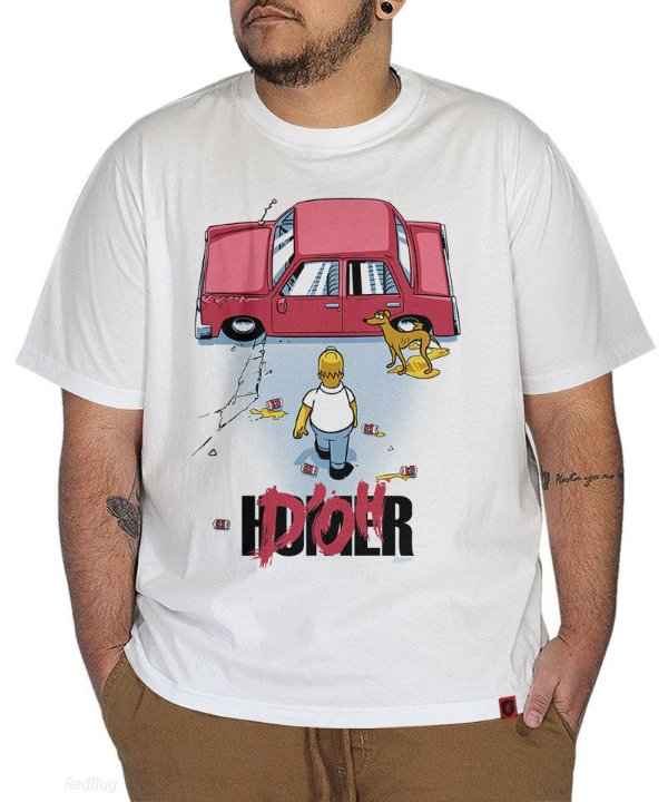 Camiseta Homer