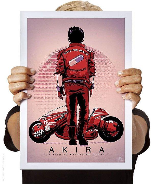 Poster Kaneda