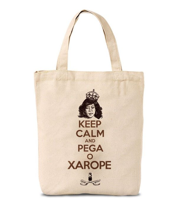 Ecobag Xarope