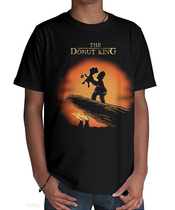 Camiseta Donut King