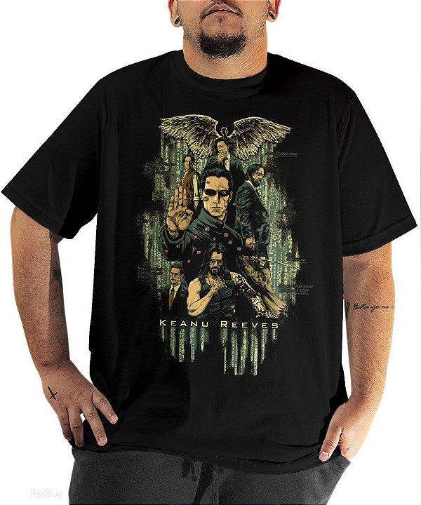 Camiseta Keanu Reeves