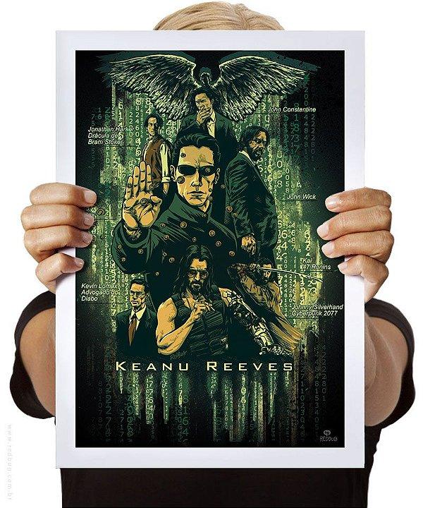 Poster Keanu Reeves
