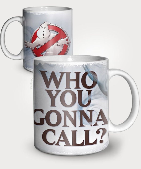 Caneca Ghostbusters
