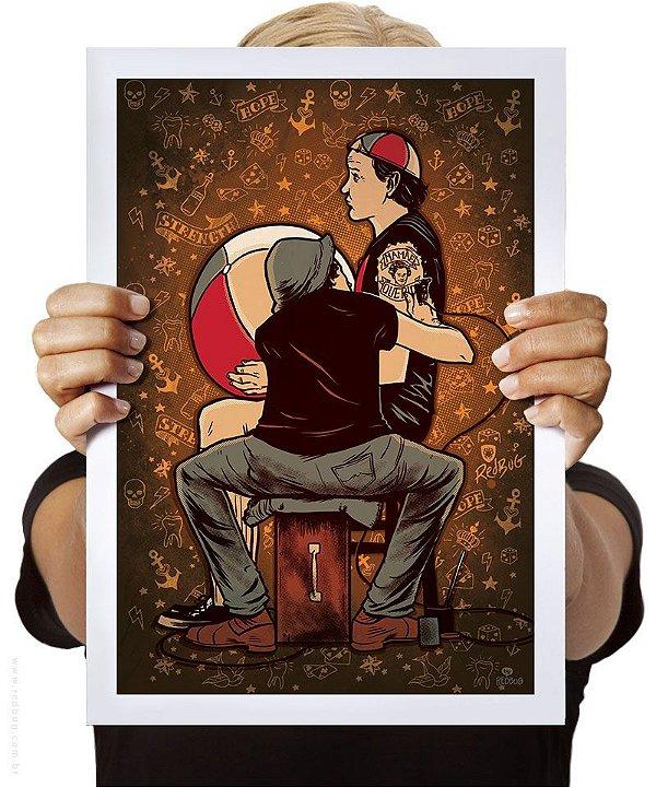 Poster Mamãe Querida