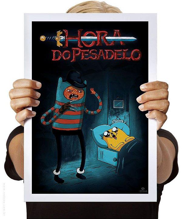 Poster Hora do Pesadelo
