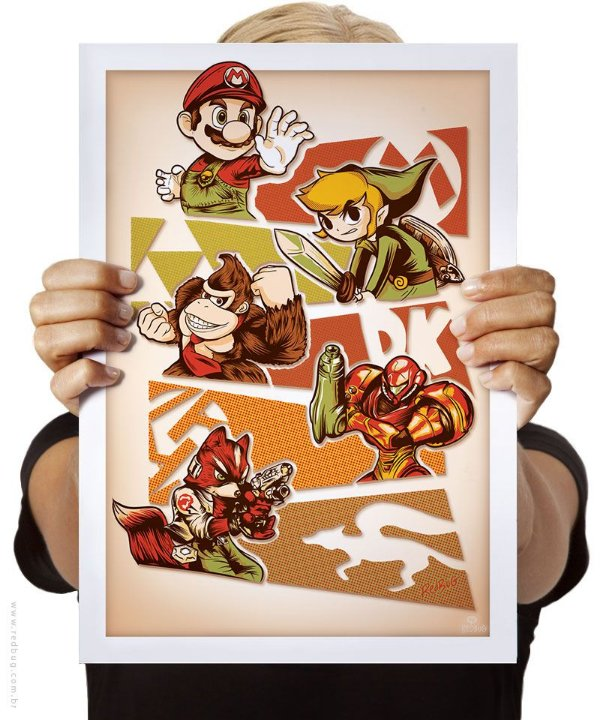 Poster N64 Classics
