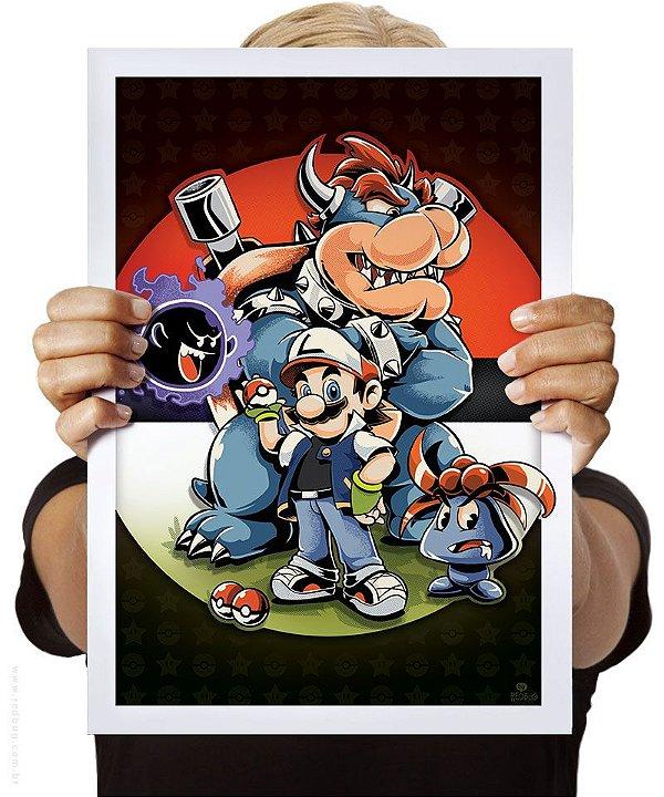 Poster Pokémario