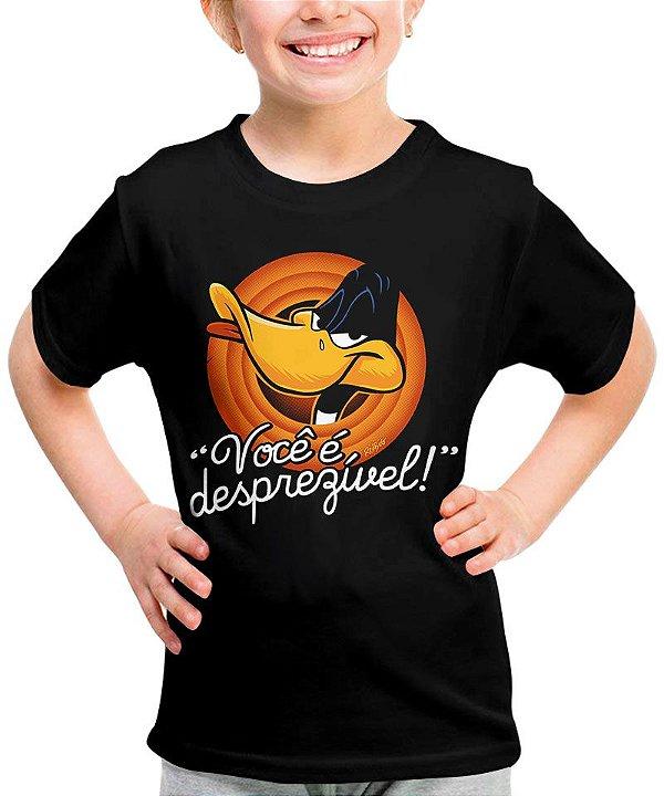 Camiseta Desprezível