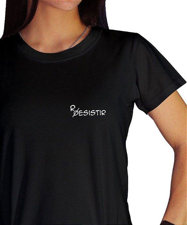 Camiseta Resistir