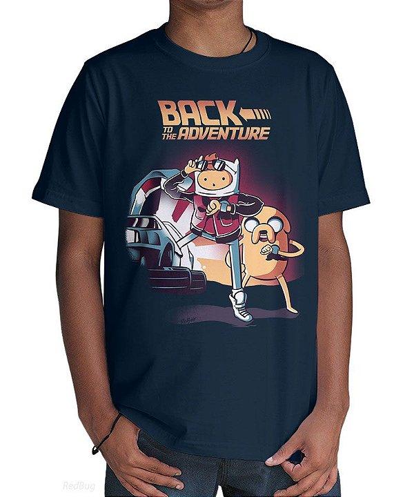 Camiseta Back to the Adventure