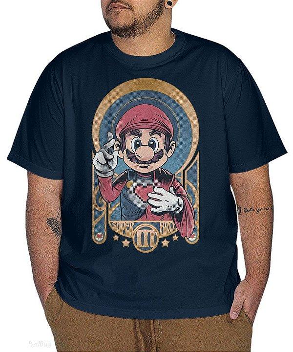 Camiseta São Mario
