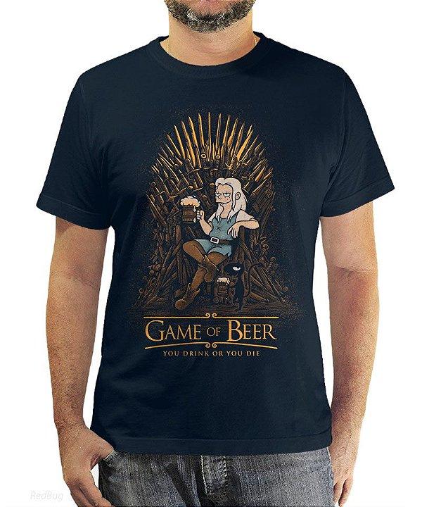 Camiseta Game of Beer
