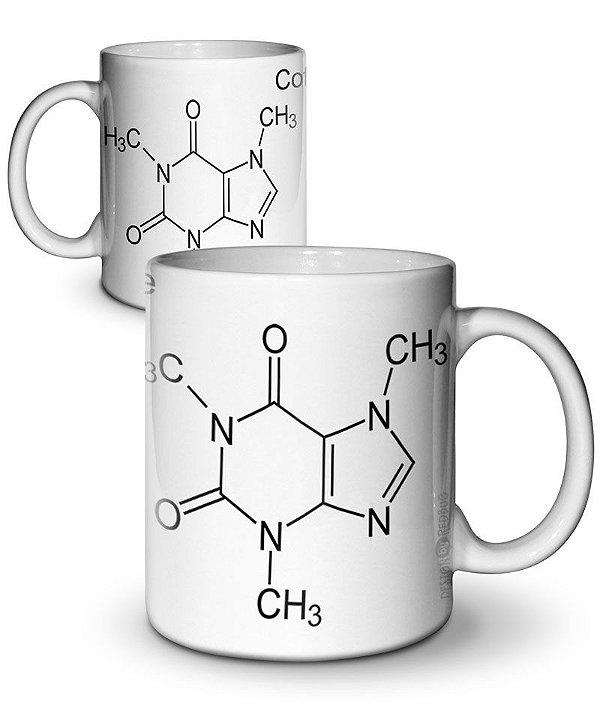 Formula Química Café