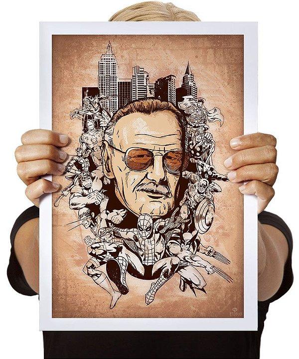 Poster Stan Lee