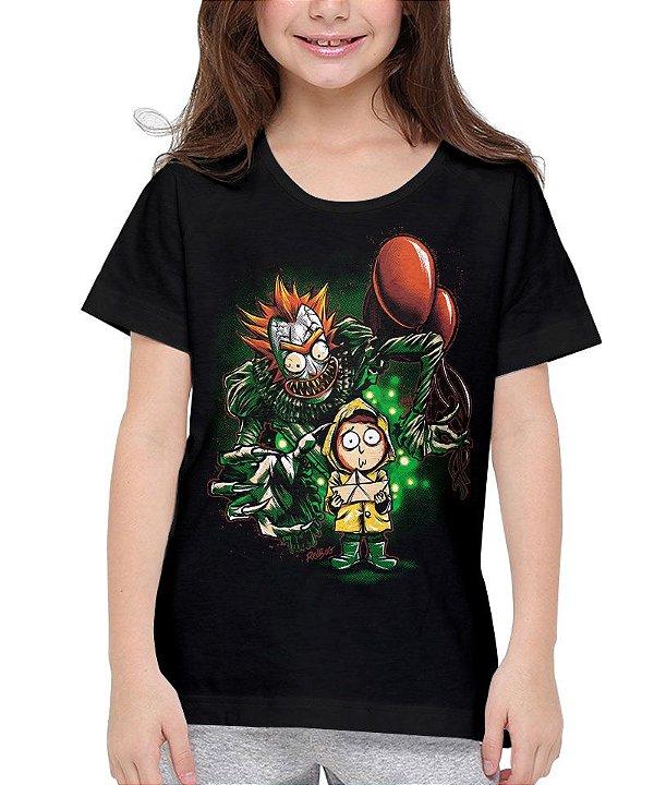 Camiseta Portal Horror