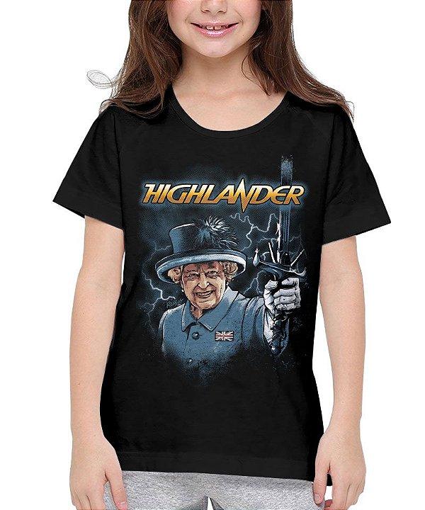 Camiseta Highlander