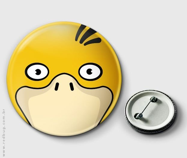 Botton Psyduck