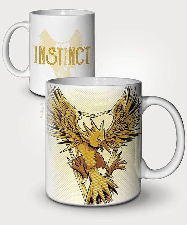 Caneca Team Instinct