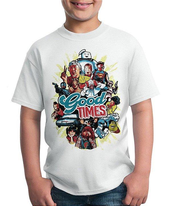 Camiseta Bons Tempos