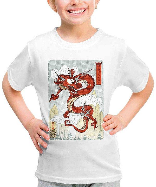 Camiseta Mushu
