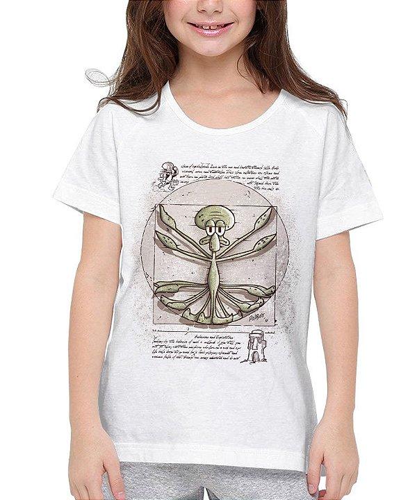 Camiseta Lula Vitruviana