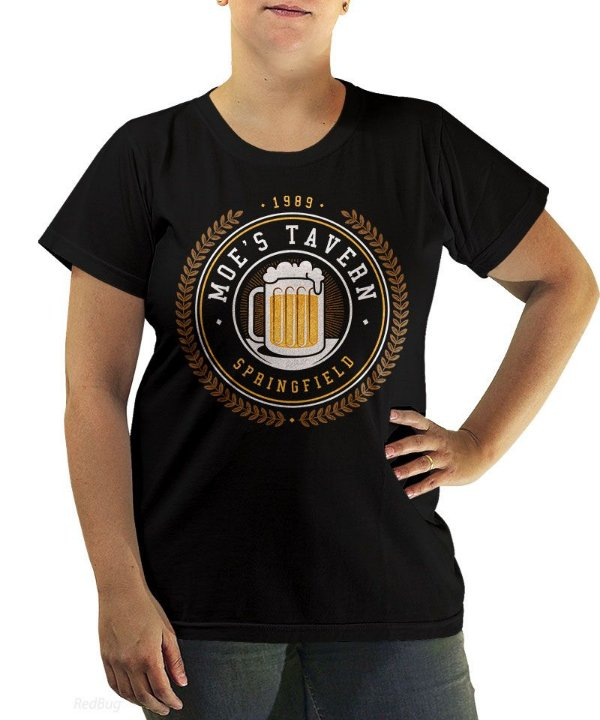 Camiseta Moe's