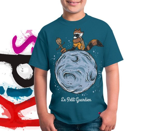 Camiseta Petit Guardien
