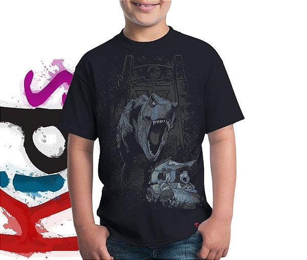 Camiseta O Mundo Perdido