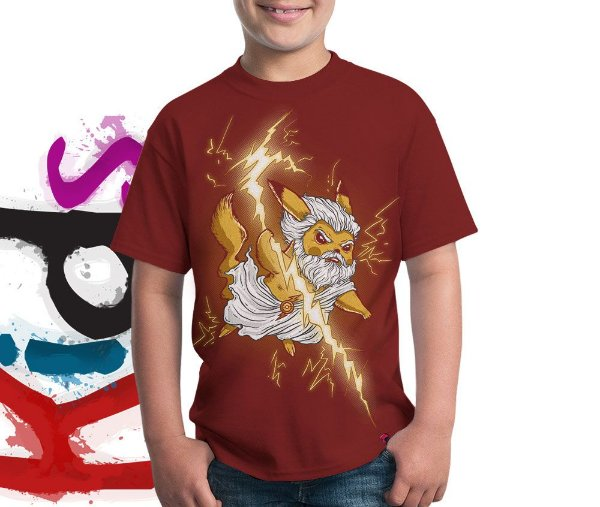 Camiseta Electricity God