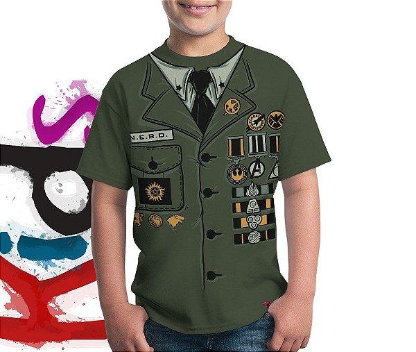 Camiseta General Nerd