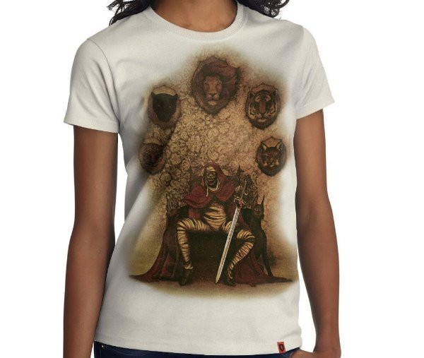 Camiseta Caçador