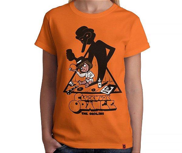 Camiseta Clockwork Orange