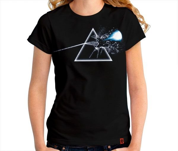 Camiseta Dark Side of Hadouken