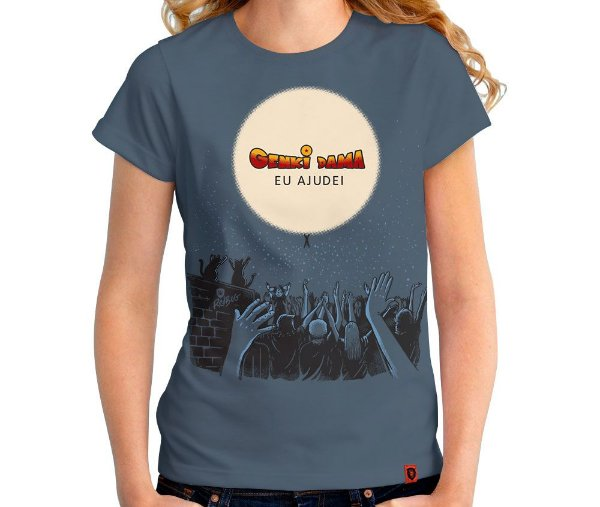 Camiseta Genki Dama