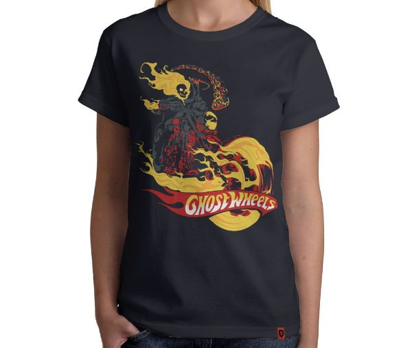 Camiseta GhostWheels