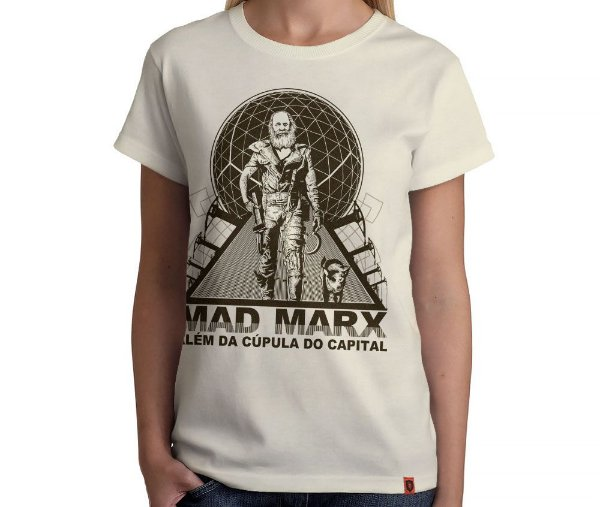 Camiseta Mad Marx