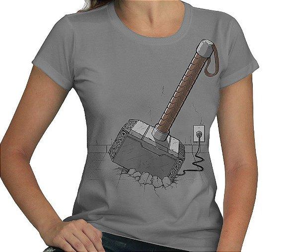 Camiseta Mjolnir