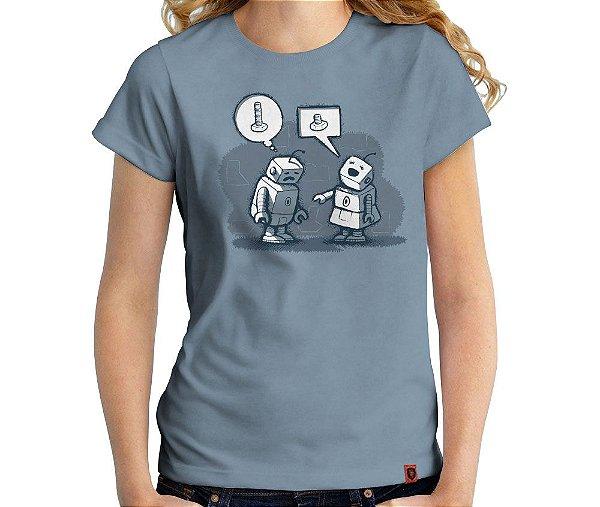 Camiseta Nanotecnologia